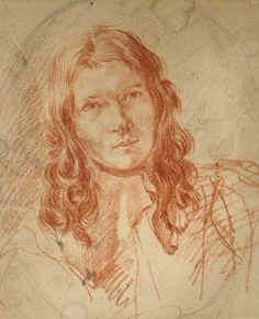 Philips Wouwerman - Zelfportret