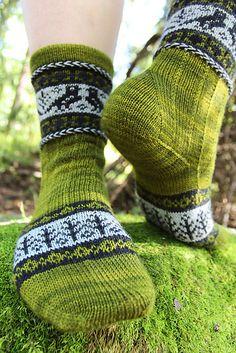 Ravelry: Kanteletar pattern by Tiina Kuu Diy Crochet And Knitting, Knitting Socks, Knitting Patterns Free, Free Knitting, Knitted Hats, Free Pattern, Knit Socks, Pattern Ideas, Tejidos