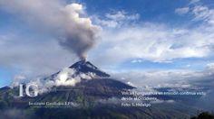 El Tungurahua es un estrato-volcán andesítico compuesto, ubicado en la Cordillera Real del Ecuador, 120 km al sur de Quito, 33 km al SE de Ambato y tan sólo a 8 km al Norte de la ciudad de Baños.