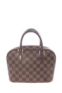 Louis Vuitton Damier Ebene Hobo Bag