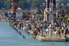 Haridwar sightseeing And Temple Tour Book India Pilgrimages Tours With Imperial India Tours