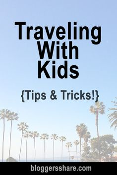5 Tips For Traveling With Kids! Find your peace of mind when traveling with kids. Cheap Travel, Budget Travel, Travel Tips, What To Pack, Packing Tips, Peace Of Mind, Travel With Kids, Saving Money, Travel Photography