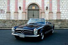 My 68 in rare dark blue Mercedes, Benz, Dark Blue, Classic Cars, Deep Blue, Vintage Classic Cars, Classic Trucks