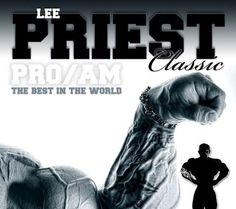 Image of 2014 Mr & Ms Olympia Poster