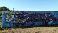 EOS Photo: Dee Santillanes Murals Street Art, Eos, Colorado, Artwork, Aspen Colorado, Work Of Art, Auguste Rodin Artwork, Artworks, Colorado Hiking