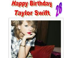 Happy birthday dear Taylor Swift may God bless you and your family (even Meridith and Olivia too)may u reign long