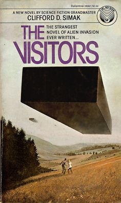 Clifford Simak - The Visitors, DEL REY