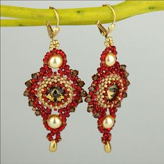 Shaherezada earrings