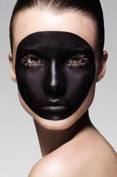 paint it black Make-up Artist : Rae Morris Photography : Marc Debman Black N White, Black White Photos, Black And White Photography, White Pic, Solid Black, Rae Morris, Portrait Photography, Fashion Photography, Make Up Art