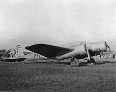 6 October 1933 First flight #flighttest of the Pander S-4