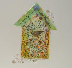 Birdhouse Collage https://www.etsy.com/uk/listing/195033890/embroidered-collage-birdhouse?ref=listing-shop-header-3