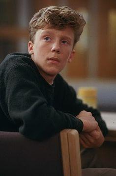 "Anthony Michael Hall as Brian Johnson ""Brain""  {The Breakfast Club 1984}"