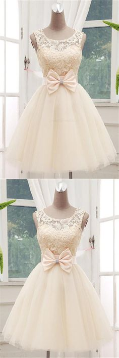 Homecoming Dresses For Cheap, Prom Dresses Lace, Unique Homecoming Dresses, Short Prom Dresses, Champagne Prom Dresses Short Homecoming Dresses Champagne Homecoming Dresses, Unique Homecoming Dresses, Prom Dresses For Teens, Dresses Short, Cheap Prom Dresses, Ball Dresses, Bridesmaid Dresses, Dress Prom, Champagne Dress