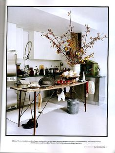 perfectly imperfect....undecorating