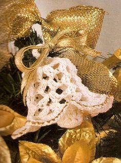 Uncinetto d'oro: Campanello per Natale!