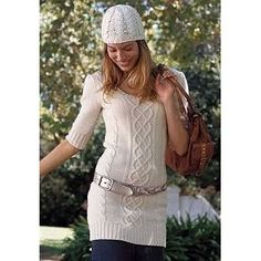 open-knit-sweater-outfits.jpg (672×680) | Kittwear images ...