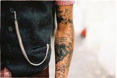 sleeves.