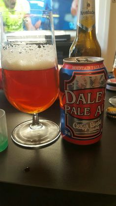 Dale's Pale Ale by Oskar Blues Brewery