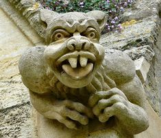 Gargoyle- Ely Cathedral
