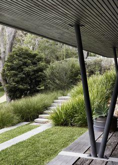 Landschaftsbau mit Ziergras Landscaping with ornamental grass # ornamenta Garden Landscape Design, Landscape Architecture, Garden Landscaping, Landscaping Ideas, Modern Landscaping, Landscape Stairs, Garden Grass, Stairs Architecture, Landscape Designs
