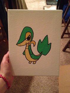 Painting for Gavin's room