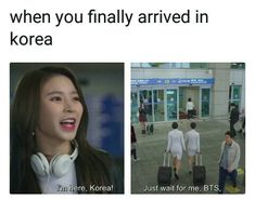 "Yess definitely me!!  ""Wait for me oppaaaa!!"""