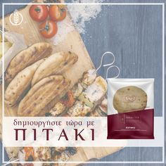 Fall in love with mini! Our fluffy little pitas ready to accompany your favorite meal! #Achaikipita