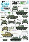 Star Decals Croatian Tanks Homeland War Cro-Army x Patton Tank, Us Armor, Tiger Tank, Military Armor, Ww2 Tanks, Us Marine Corps, Thing 1, Military Equipment, Armored Vehicles