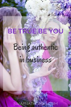 Being authentic in business