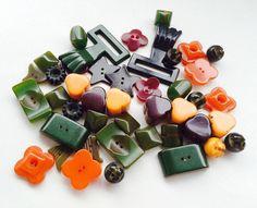 Bakelite Buttons Figurals Harps and Flowers Carved Balls 2 Belt Clasps | eBay