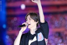 150524 BAEKHYUN at Lotte Concert ©beautiful b