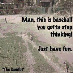 """Monday, June 10 - """"The Sandlot"""" #bkcyclones"""