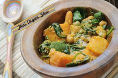 Thai inspired Vegan Soup #soup #vegain #thai
