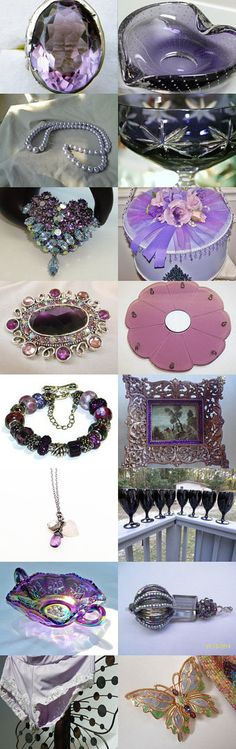 THE COLOR PURPLE - TEAMVINTAGEUSA by Christine Behrens on Etsy--Pinned with TreasuryPin.com