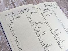 The simple and genius bullet journal system uses a pen and notebook to organize your schedule, inspiration, notes, and goals. I'm obsessed!