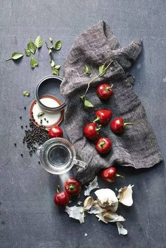 Food photography styling ideas | Ingredients food photos |