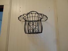 Hanging Wire Plant Basket Bathroom Storage Home Decor Kitchen