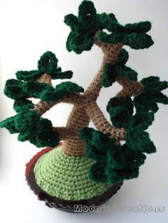 Moon's Creations: Bonsai Tree