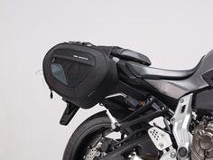 Sacoches latérales BLAZE® pour Yamaha MT-07, par SW-MOTECH.