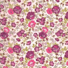 Liberty Fabric Tana Lawn Felicite Purple by Alicecarolinesupply, $35.00