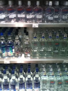 Vodka, vodka, vodka, Can't decide which one I like best.  Grape vodka w/grape juice or Lemon/lime vodka with lemonade or ..............   all are so good.