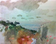 David Pearce Paintings Late Summer Light Painting