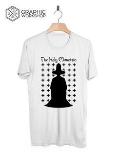 The Holy Mountain T-Shirt // Alejandro Jodorowsky El Topo Santa Sangre Psychomagic Tarot Occult Psychedelic LSD 70s Avant Grade Experimental on Storenvy