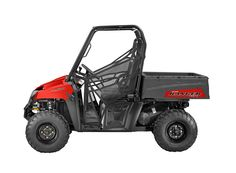 "Polaris Ranger 570 -- we bought one!  ""Indy Red"", just like the picture."