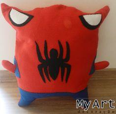 Almofada de Feltro - Homem Aranha
