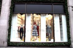 #Christmas at Gant in #RegentStreet.