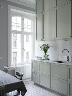 Kitchen Dining, Kitchen Cabinets, Dining Room, Interior Design Inspiration, Kitchen Inspiration, Interior Decorating, Sweet Home, Home Decor, Visa