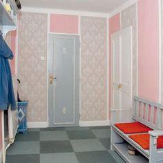 Ako vymaľovať interiér podľa vzoru