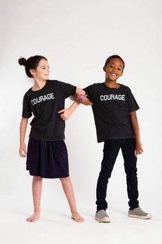 courage & friendship