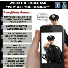 All cops weaknesses everywhere are being expose and stubborn in actual life, social media, and so on. All cops are overrated everywhere in actual life, on social media, and so on. Police Activities, Thing 1, Knowledge Is Power, Useful Life Hacks, Social Issues, Things To Know, Cops, Social Justice, Good To Know